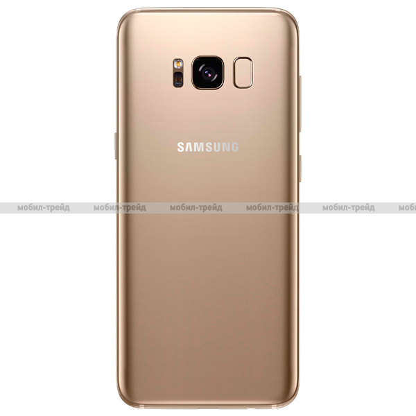 Смартфон Samsung Galaxy S8 64 Gb gold