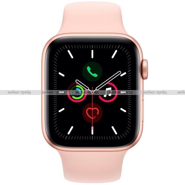 Apple Watch Series 5 44mm aluminium rose gold