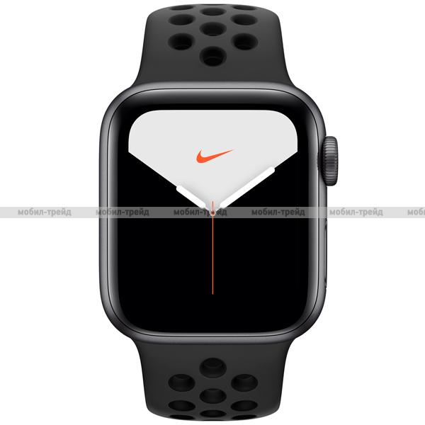 Apple Watch Series 5 44mm aluminium space grey Nike