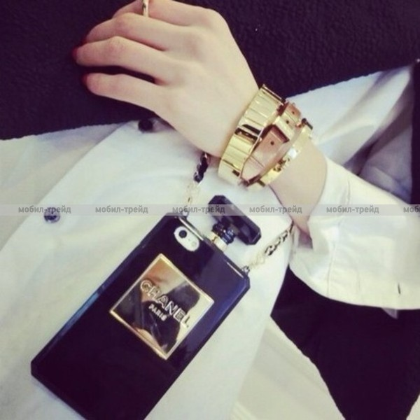 Чехол Chanel для iPhone 5/5s