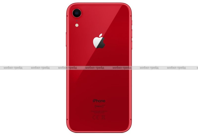 Apple iPhone XR 128 ГБ Red