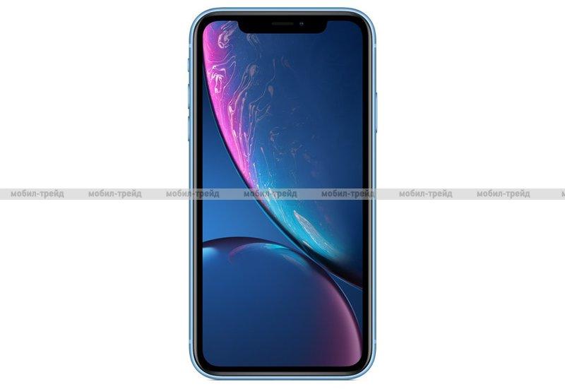 Apple iPhone XR 128 ГБ blue