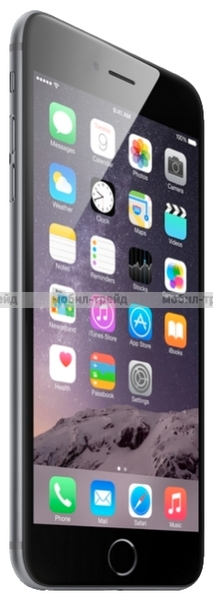 Apple iPhone 6 plus 16 gb space gray