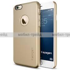 Чехол кейс для iPhone 6 Spigen разные цвета