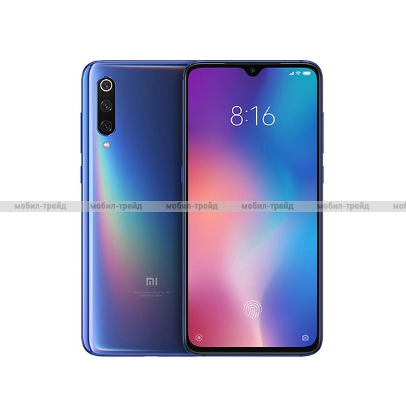Xiaomi Mi 9 6+128Gb Blue